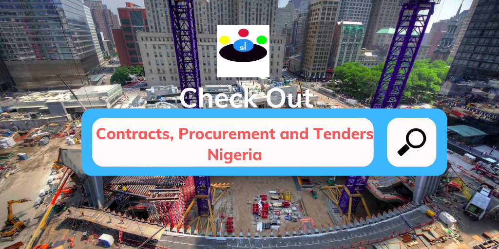 Seefinish Contracts Procurement Tenders Nigeria Africa