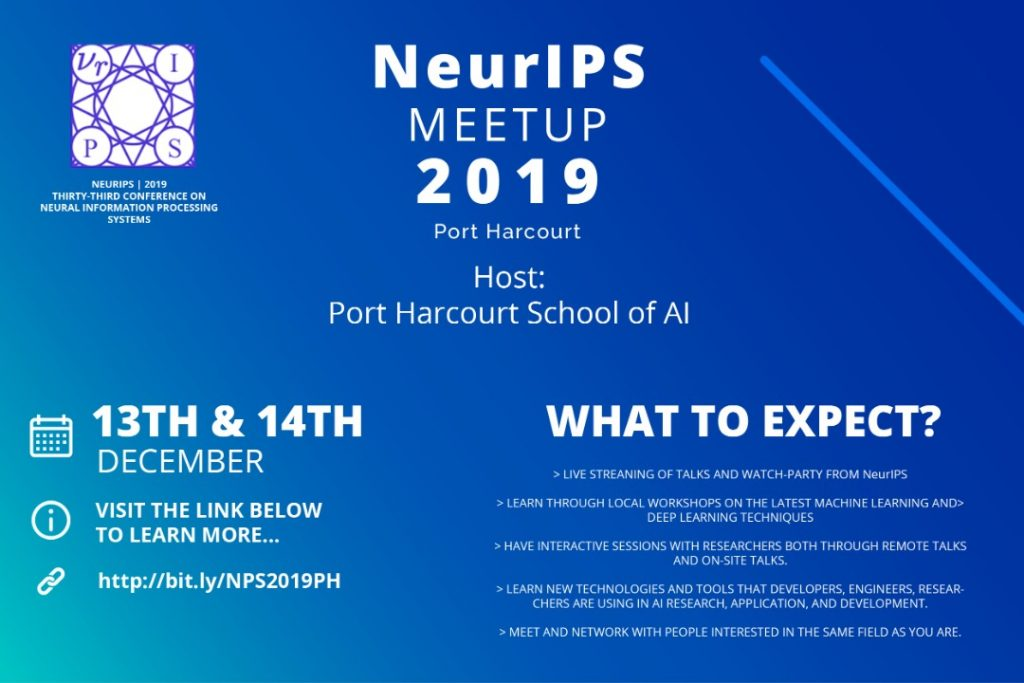 NeurIPS Port Harcourt School of AI
