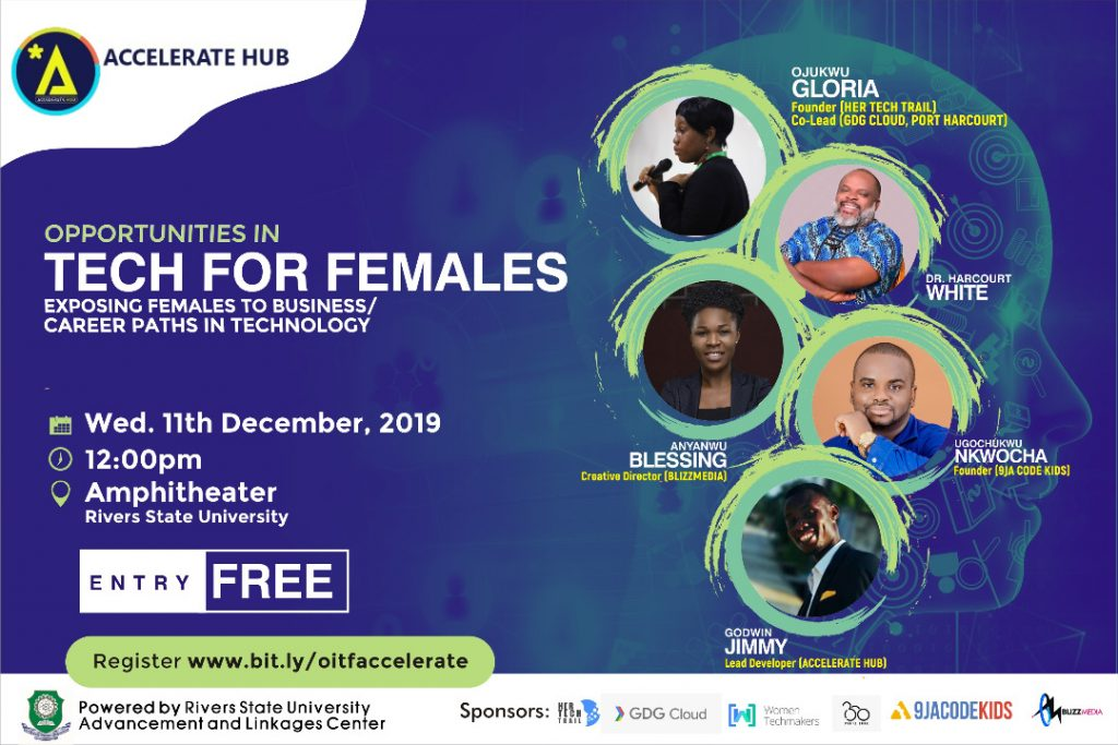 Seefinish Tech for Females Event Port Harcourt