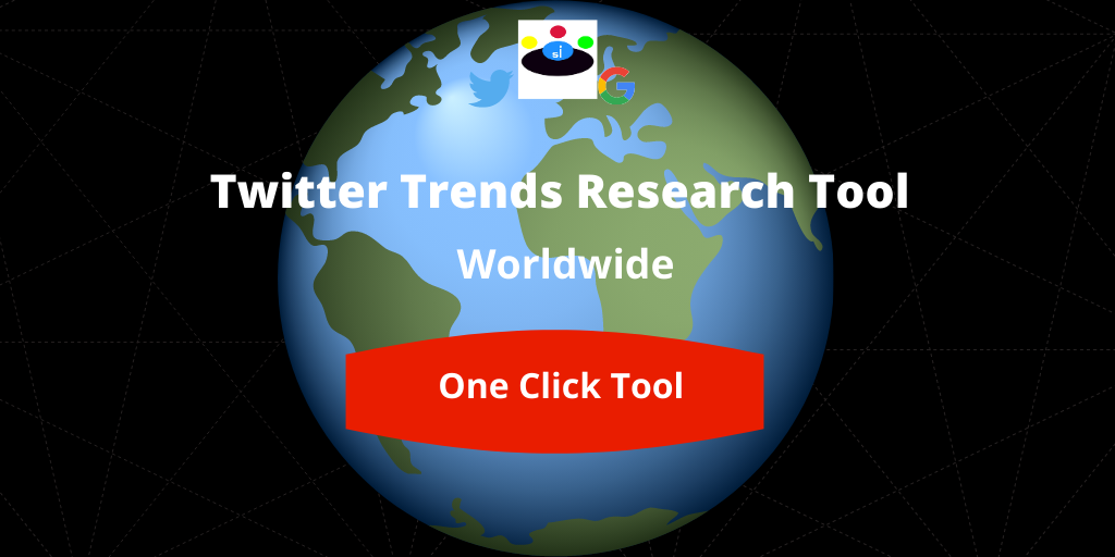 Twitter Trends Trending Research tool Worldwide - Seefinish