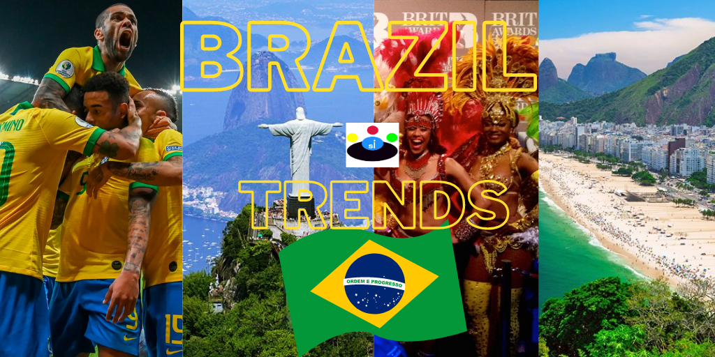Brazil Trends News and Twitter