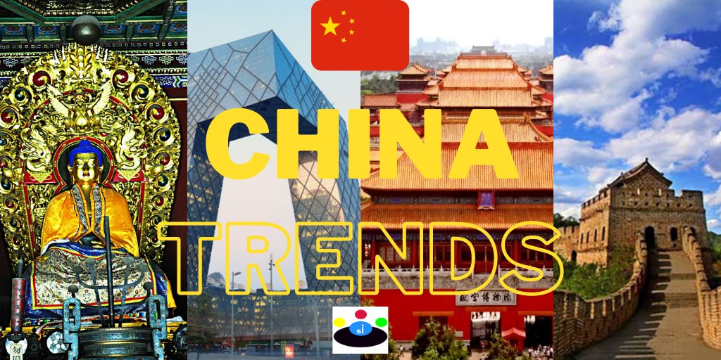 China Trends News, Search and Twitter